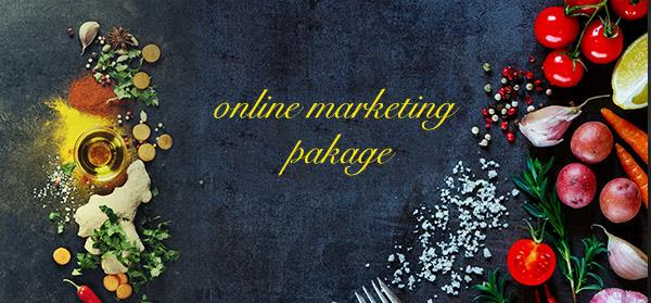 Full Online Marketing Package